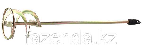 Миксер оцинкованный, для красок, 60х400мм, на подвеске
