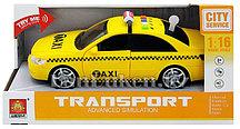 """Игрушка детская автомобиль """"Машинка такси"""" (taxi) WY560 С"""