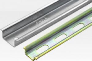 DIN-рейка без перфорации, длина 2м, размер - 35х7,5.