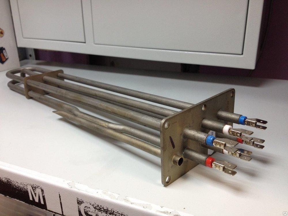 ТЭН В3-245 А 8,5/9,0 Р 230 для парогенератора на ПКА с 01.06.2012
