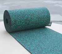 Резиновые рулонные покрытия 10 мм EcoStep Fitness