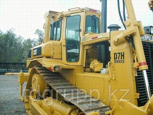 Запасные части для бульдозера Caterpillar D7H