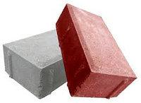 Брусчатка прямоугольник, Размер 20х10х8 см