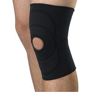Бандаж для коленного сустава компрессионный с фиксатором коленной чашечки