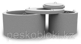 2м, кольца для колодцев, Астана, колодезные кольца, КС 20.9