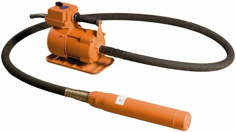Вибратор глубинный ИВ-117.