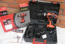 Аккумуляторный шуруповерт PIT 31031