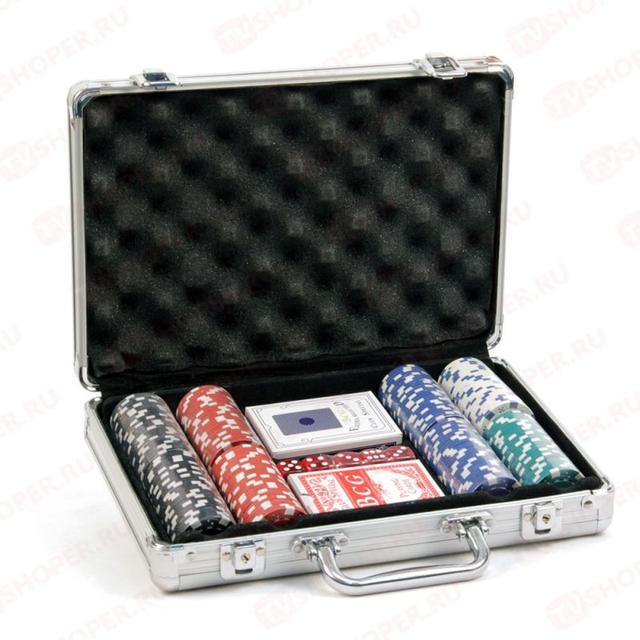 Чемоданчик, кейс для покера