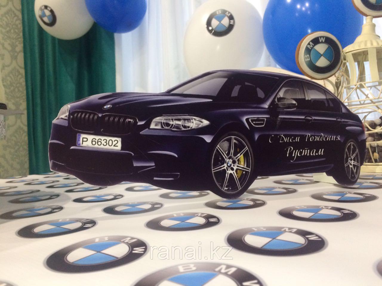 Кэнди бара  в стиле BMW