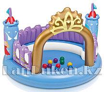 Детский надувной игровой центр Батут INTEX 130*91 см (48669NP)