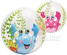Детский надувной мяч INTEX 61 см (58031 NP)