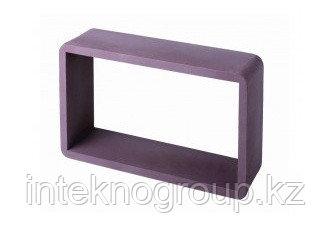 Roxtec S frames, aluminium S 2x1 ALU