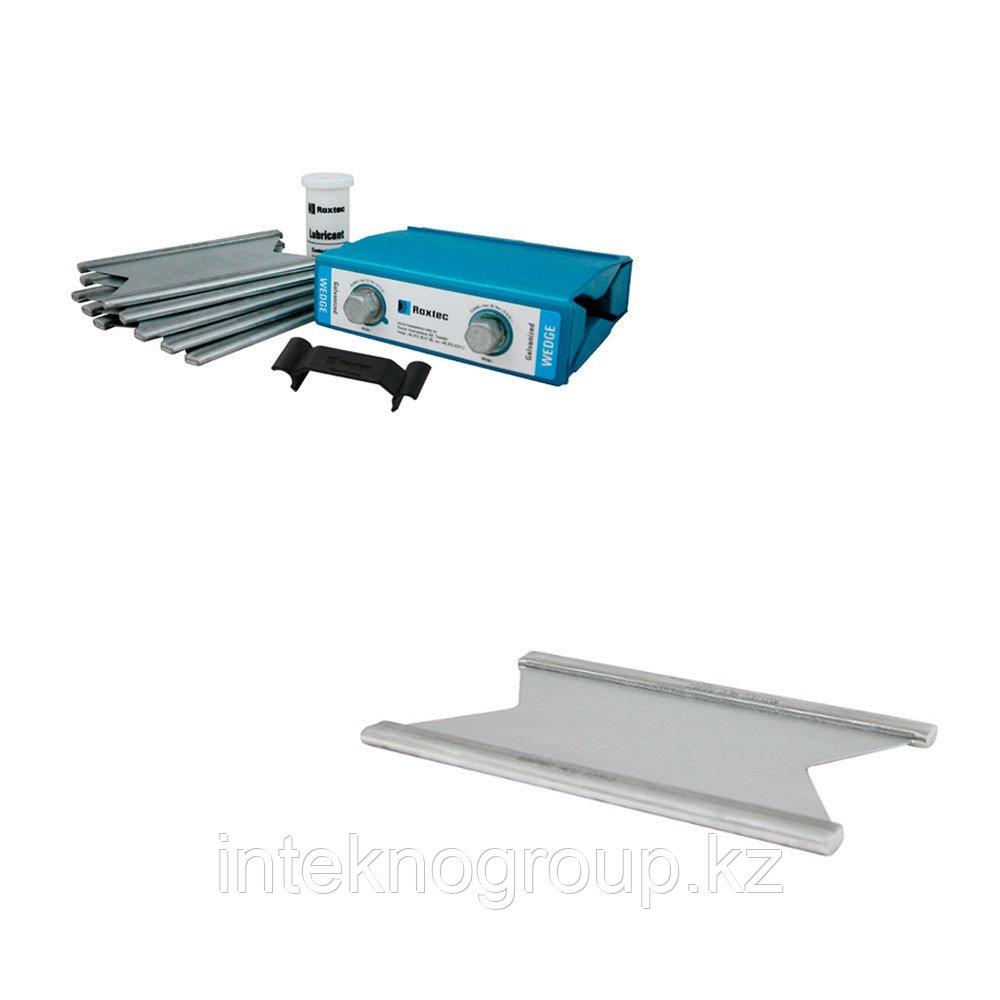 Roxtec Compression Kits/Parts, aluminium Stayplate 120 ALU