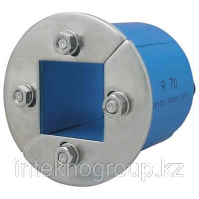 Roxtec R frames, galvanized fittings R 127 galv