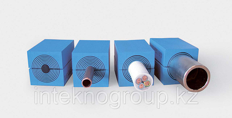 Roxtec Multidiameter BG B Ex modules, with core RM 40 BG B Ex