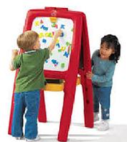 Детский двусторонний мольберт Crayola 5033-01, фото 1