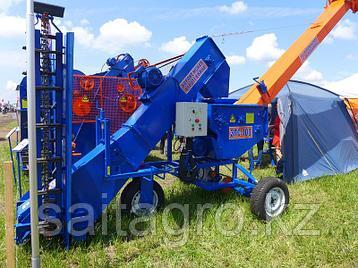 Зернометатель ПЗМ-110, фото 2