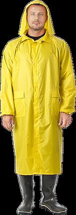 ПЛАЩ  желтый, фото 2