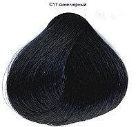 SanoTint Краска для волос Классик, сине-черный