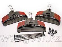 Универсальные вешалки для одежды ( Hula hanger ) 15шт
