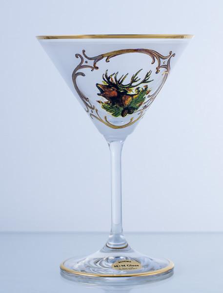 Фужеры Lara 210мл для мартини 6шт. 40415-ach.bil.fond-210zl. Алматы