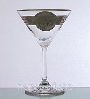 Фужеры Lara 210мл для мартини 6шт. 514/31/6 martiny l.kl.hl.ver.pl. Алматы