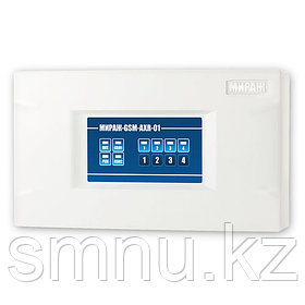 Приборы индивидуальной охраны по GSM-каналу связи