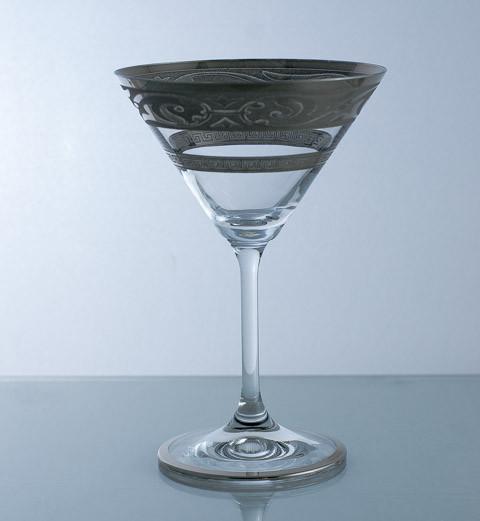 Фужеры Lara 210мл для мартини 6шт. 514/35/6 martini l.maha.pr.pl. Алматы