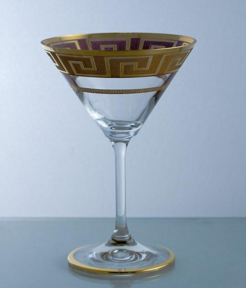 Фужеры Lara 210мл для мартини 6шт. 514/44/6 martini l.ks.pr.zl. Алматы
