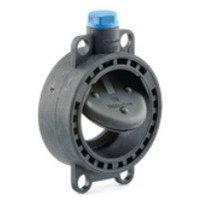 Обратный клапан ПВХ межфланцевый ф 110