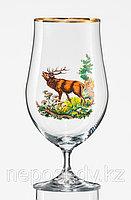 Бокал BAR 380мл пиво охота, богемское стекло, Чехия 40752-37175-380. Алматы