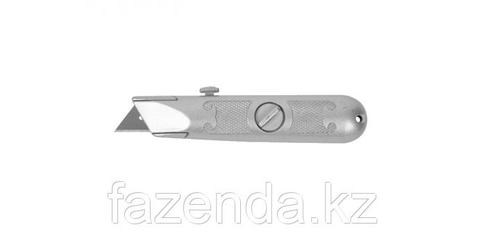 Нож Зубр Мастер с трапецивидным лезвием
