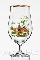 Бокал BAR 380мл пиво охота, богемское стекло, Чехия 40752-37180-380. Алматы