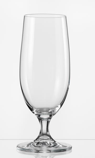 Бокал Bar-beer 380мл. пиво 4шт. Богемское стекло, Чехия 40770--380. Алматы