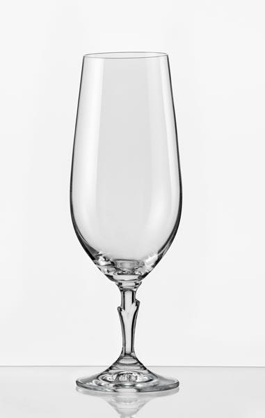 Бокалы Lilly 380мл пиво 6шт. Богемское стекло, Чехия 40768--380. Алматы