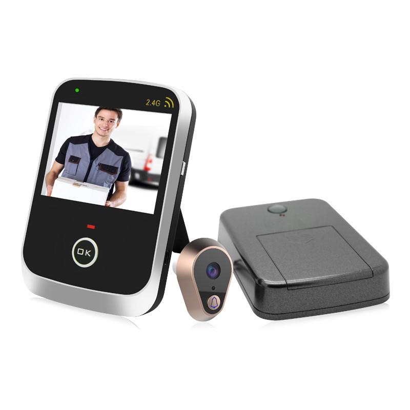 Беспроводной видеоглазок Kivos, модель KDB-307A