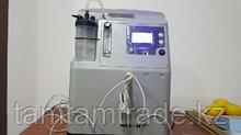 Кислородный концентратор 5 литровый с пульсоксиметром в комплекте