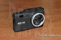 Радар-детектор видеорегистратор Sho-Me Combo Slim, фото 1