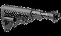Fab defense Приклад телескопический FAB-Defense M4-VEPR FK SB с компенсатором отдачи на ВЕПРЬ 12