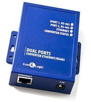 Z-397 Web конвертер RS-485/Ethernet