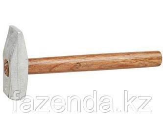 Молоток кованый, с деревянной рукояткой, ЗУБР, 0,8 кг