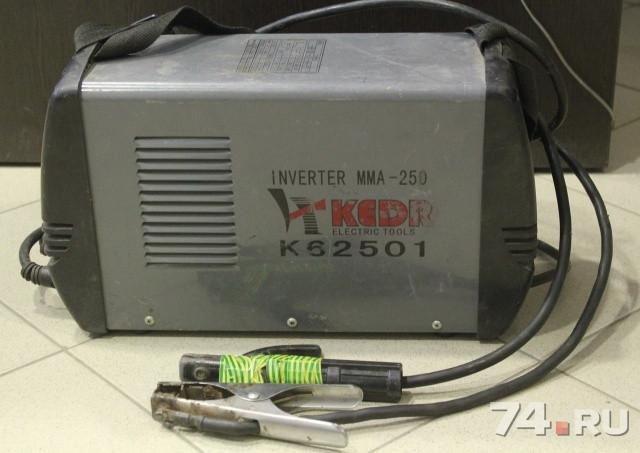 Сварочный аппарат КЕДР ММА-250