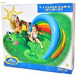 Детский бассейн Intex  Лягушонок, фото 2