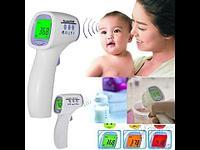 Бесконтактный термометр для детей и взрослых, фото 1