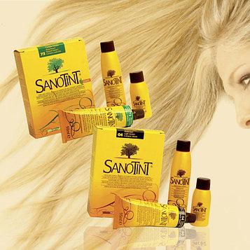 Краски для волос с растительными экстрактами