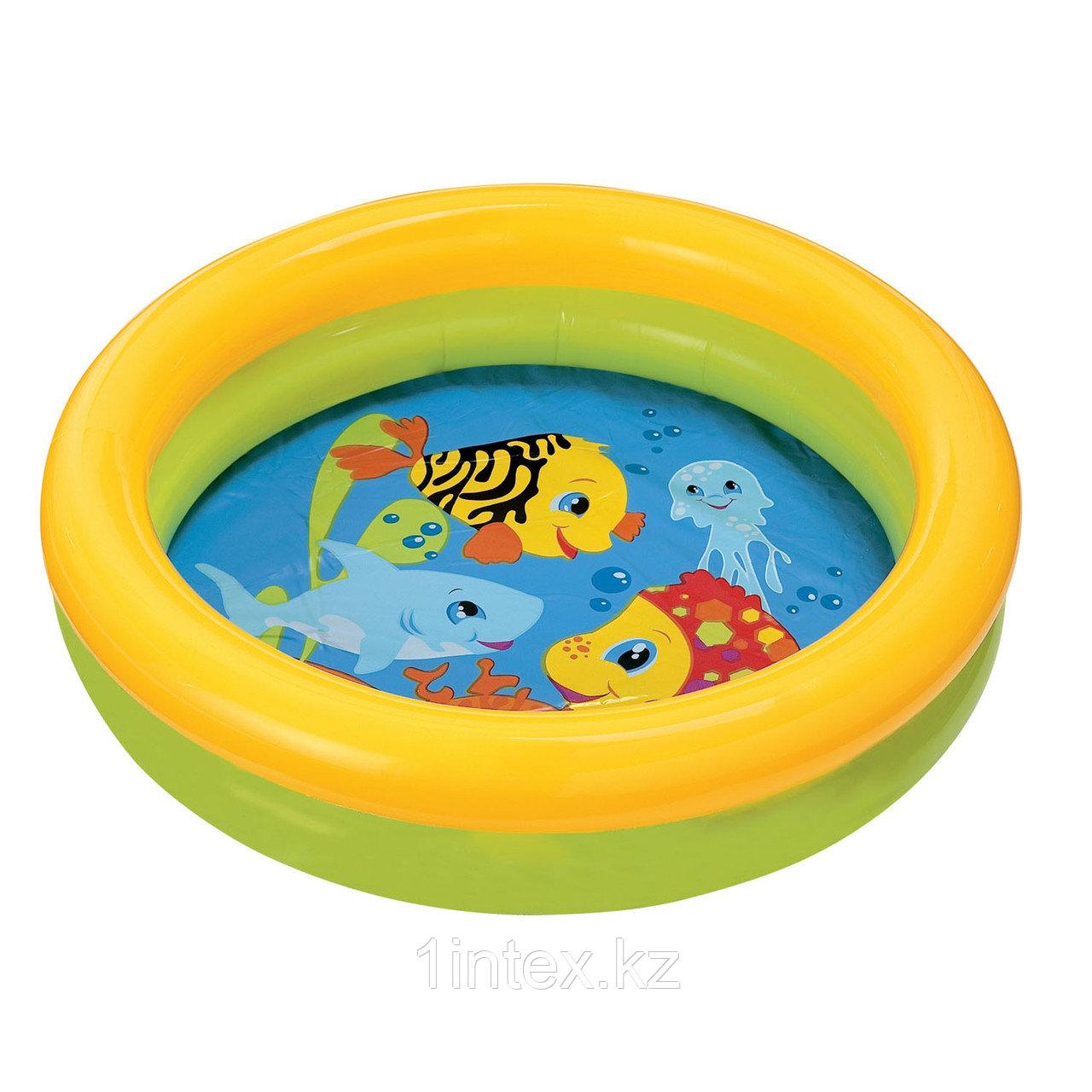 Детский надувной бассейн «Мой первый бассейн»