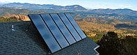 Проектирование, монтаж солнечных нагревателей воды (солнечных коллекторов)