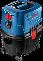 Пылесос для влажного/сухого мусора Bosch GAS 15 PS
