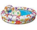 Детский надувной бассейн Intex , 122х25 см, фото 2