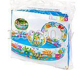 Детский надувной бассейн Intex , 122х25 см, фото 3